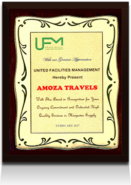 Amoza UFM Awards